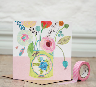 Birthday Bloom Card