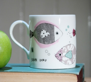 John Dory mug